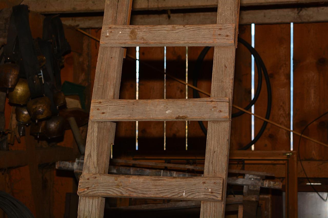 Comment construire une échelle de meunier ?